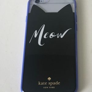 Brand New, Kate Spade Cat iPhone 6/6s Case